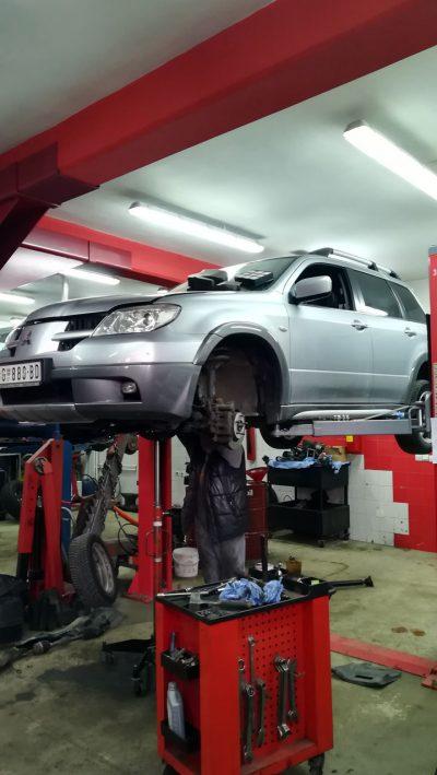 Velauto mehanika